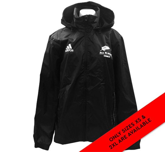 adidas Youth Tiro 15 Stadium Jacket BlackWhiteBlack